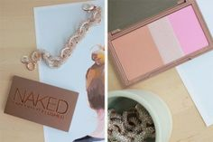 urban decay naked flushed palette in native - current beauty favorites - march / april 2014