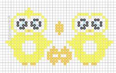 - Perleinspiration til børn og voksne Pony Bead Animals, Beaded Animals, Fuse Beads, Perler Beads, Easter Crafts, Crafts For Kids, Easter Egg Pattern, Hama Beads Design, Beads Pictures