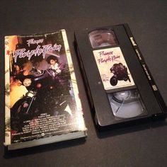 1984 Prince Purple Rain VHS 1st Edition 80s Music When Doves Cry I Would Die 4 U