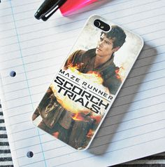 Thomas Maze Runner the Scorch Trials - iPhone 6 Case, iPhone 5S Case, iPhone 5C Case plus Samsung Galaxy S4 S5 S6 Edge Cases - Shadeyou - Personalized iPhone and Samsung Cases