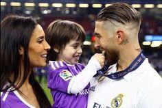 Sergio Ramos Real Madrid for la Duodecima 2017 Cardiff