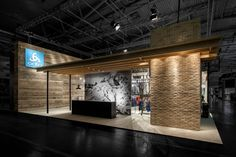 ODLO trade fair stand at ISPO 2014 by LABORROTWANG, Munich – Germany »  Retail Design Blog