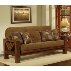 Fallbrook Futon Sleeper - Futons & Sleepers $547.79