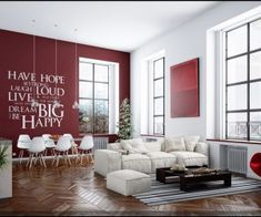 Via DMR DesignsThese layouts favor hard floorings of tile or wood, which help to bounce light around the room, softened only by understated scatter rugs and muted drapes that let the modern lines of designer seating take centre stage.