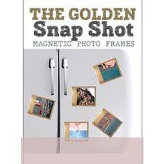 The Golden Snap Shot, Bilderrahmen