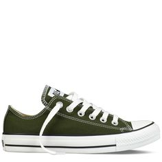 d4a78ad364b olive green Converse - Chuck Taylor All Star - Low - Parasailing