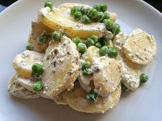 Heerlijke aardappelsalade voor bij de BBQ