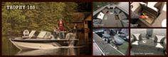 New 2013 - Alumacraft Boats - Trophy 185