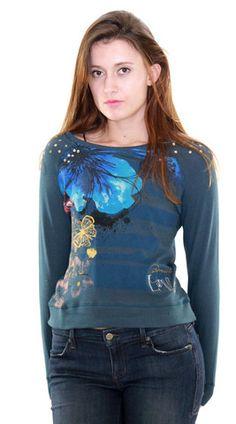 Charcoal Stitch Sweater | PlushCloth