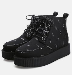 Eye Platform Boots $38.24