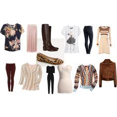 SAHM wardrobe for Fall