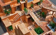 Die Zukunft des Bauens zeigt sich hölzern :: holzbau austria - Fachmagazin für…
