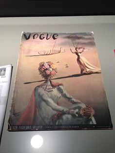 Vogue Cover by Salvador Dalí, June 1939