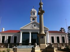Renovated Kokstad Town-hall 2014 Zulu, Town Hall, Us Travel, San Francisco Ferry, South Africa, Tourism, Destinations, Popular, Live