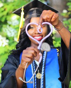 "96 Likes, 2 Comments - B.Yancy (@bdyphotography) on Instagram: ""‍⚕️ Graduate: @beachimsandy ‍ #BDYphotography #Graduation #graduationpictures #Atlanta…"""