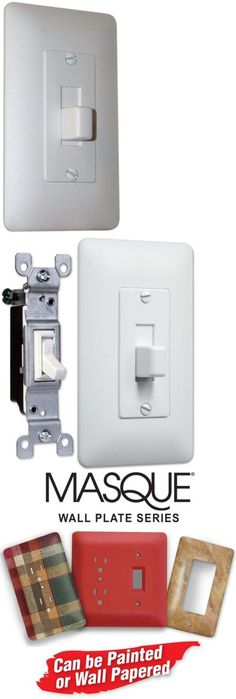 switch plates and outlet covers 50 pcs 2gang screwless wall plate decorator gfci white decora wallplate u003e buy it now only 85 on ebay