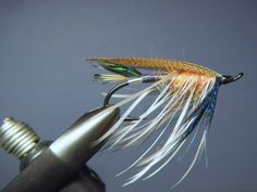 Erie Steelhead Streamers - Steelhead & Salmon Tying - Fly Tying