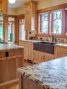 kitchen design inspiration: this gorgeous maine home remodel