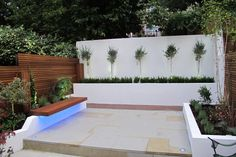 Victoria Road is a complete landscaping project in Alexandra road This is another great achievement for the Acacia Gardens team. York Stone, Finsbury Park, Contemporary Garden, Back Gardens, Lawn Care, Acacia, Garden Landscaping, Beautiful Homes, Garden Design