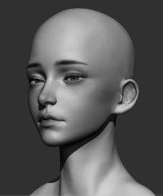ArtStation - doodle, Min _K Digital Painting Tutorials, Digital Art Tutorial, Art Tutorials, Digital Paintings, Drawing Reference Poses, Drawing Poses, Drawing Tips, Hand Reference, Body Drawing