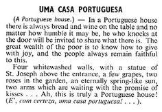 Legendary Fados - Uma Casa Portuguesa (A Portuguese house).