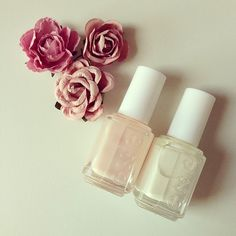The perfect French mani.