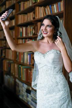 Tendencias en vestidos de novia. De Bride´s collection