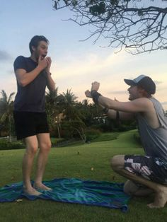 when muke was alive. rip dec. 25th 2015 (the day the article came out and luke ruined the reputation of 5sos and i started shipping malum way more. yikes!)