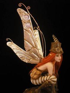 Steampunk Fairy by Janny Dangerous