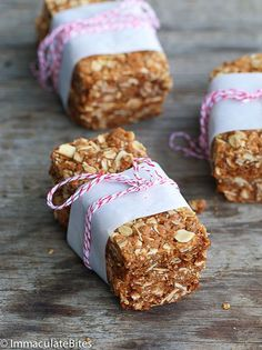 Crunchies Recipe - South African Oatmeal Bar - Nutty, buttery, Sweet, and Crunchy - step-by-step pictures.