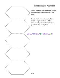 Faltformen In Der Grundschule Lapbook Vorlagen 11