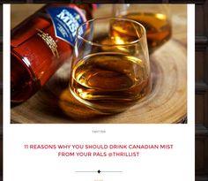 18 Canadian Mist Ideas Mists Canadian Whisky