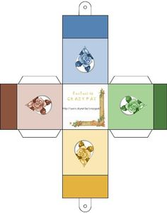 Cajitas de Carton - Claudia Ortega - Picasa Web Albums
