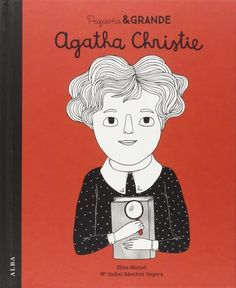 Booktopia has Agatha Christie (Little People, Big Dreams), Little People, BIG DREAMS by Maria Isabel Sanchez Vegara. Buy a discounted Hardcover of Agatha Christie (Little People, Big Dreams) online from Australia's leading online bookstore. Agatha Christie, Ella Fitzgerald, Alba Editorial, Isabel Sanchez, Illustrator, Learning Cards, Fun Learning, Marie Curie, Dream Book