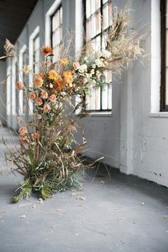 Fall Photography Setup at White Loft Studio | Mint Room Studios