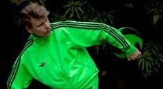 zielony maurycy :)