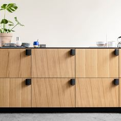 the three danish architecture practices have developed their own unique composite kitchen design while embodying scandivanian aesthetics and using a standard flat-pack IKEA kitchen as basis Apartment Furniture, Ikea Furniture, Kitchen Furniture, Furniture Buyers, Furniture Slipcovers, Danish Furniture, Kitchen Cupboard Handles, Kitchen Cupboards, Ikea Hacks