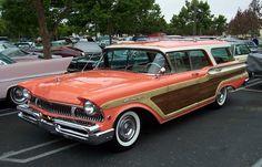 1957 Mercury Colony Park hardtop wagon