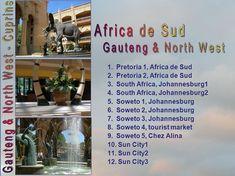 Gauteng este o provincie în Africa de Sud. Reședința sa este orașul Johannesburg. Pretoria, Zimbabwe, North West, South Africa, African, Marketing