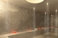 St. Regis Bal Harbour Resort Remede Spa Steam Room (I am counting down the days!)