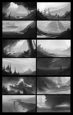 concept thumbnails by SebastianWagner.deviantart.com