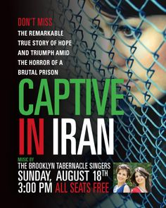BT Event - Captive In Iran | The Brooklyn Tabernacle