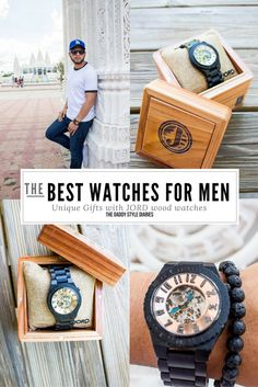 The best watches for men, wood watches, Watch giveaway   love great craftsmanship and I want to share it with you! @JORD wood watches has amazing timepieces for everyone and there is a giveaway on the blog!  Make sure you enter by 8/10/16!  #ad