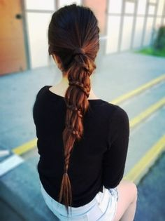 8 Braided Hairstyles to Dress Up Your Boring Ponytail | Beauty High