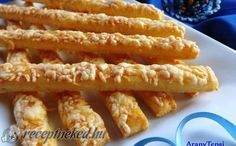 Érdekel a receptje? Hungarian Desserts, Hungarian Recipes, Cake Recipes, Dessert Recipes, Torte Cake, Savory Pastry, Salty Foods, Baking And Pastry, Party Snacks
