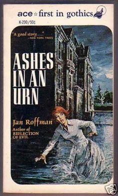 Roffman, Jan ASHES IN AN URN (1966) NRMT Gothic pb