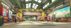 Mario Kart 8 - DLC Pack, Super Bell Subway
