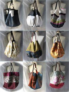 handmade in Italy Diy Bags Easy, Simple Bags, Evening Smart Casual, Diy Sac Pochette, Diy Handbag, Craft Bags, Linen Bag, Fabric Bags, Tote Purse