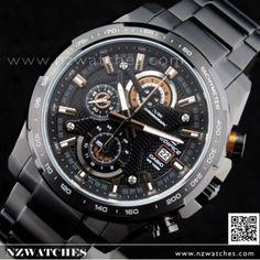 Casio Edifice Active Racing Chronograph Sport Watch EFR-523BK-1AV 233c2337ae