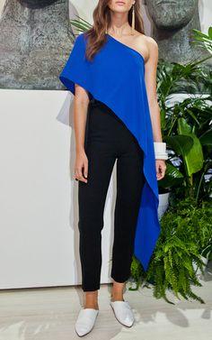 Carla Zampatti Look 14 on Moda Operandi